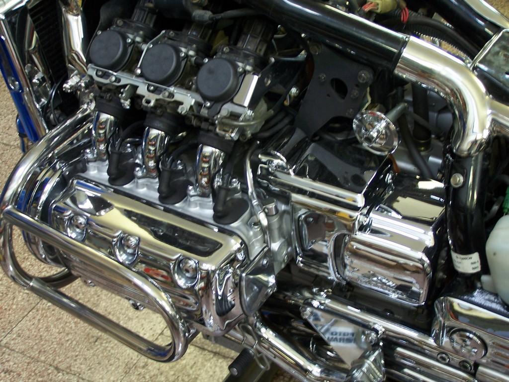Moje moto..... Honda F6C Valkyrie